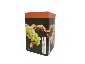 Imiglykos červené polosladké víno box 10 l