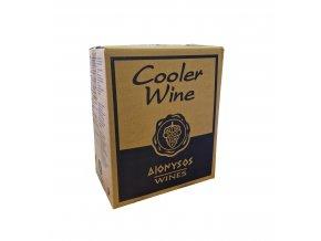AKCE Imiglykos červené polosladké víno box 20 l