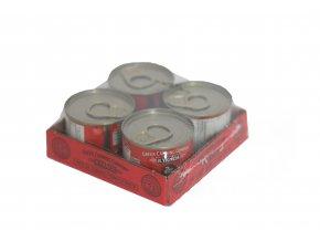 Rajčatový protlak 2x koncentrovaný 4x70 g plech PROMO SADA