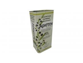 24 23 04 Extra panenský olivový olej ARISTON 5 l