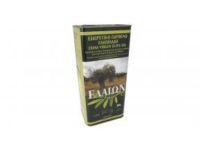 24 13 04 Extra panenský olivový olej ELAION 5 l