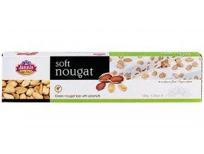 Jemný nugát s arašídy 120g dárkové balení