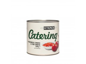 14 04 03 Krájená rajčata v rajčatové šťávě 2,5 kg