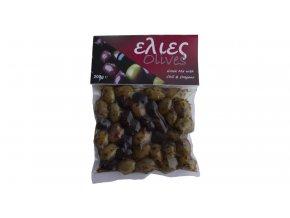 42 34 02 Mix oliv s peckou s chilli a oregánem 200 g
