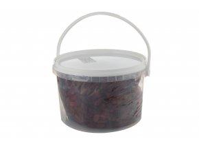 22 01 34 Olivy černé KALAMATA bez pecky 3 kg