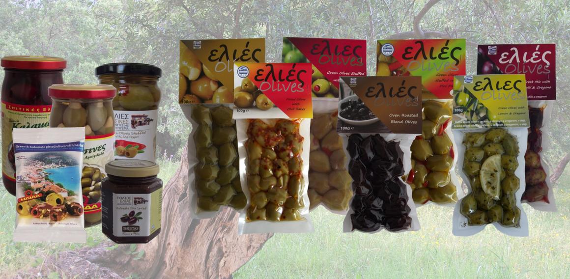 Olivy jednoporcovky