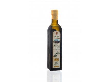 Extra panenský olivový olej 750 ml Agia Triada SKLO