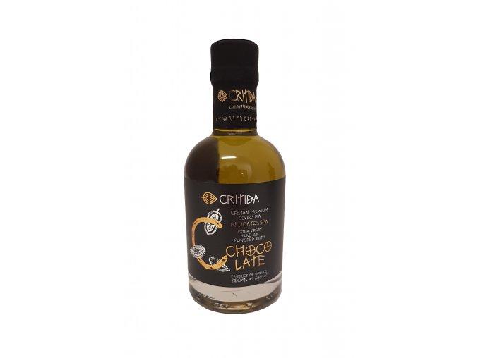 CRITIDA extra panenský olivový olej s čokoládou 200 ml