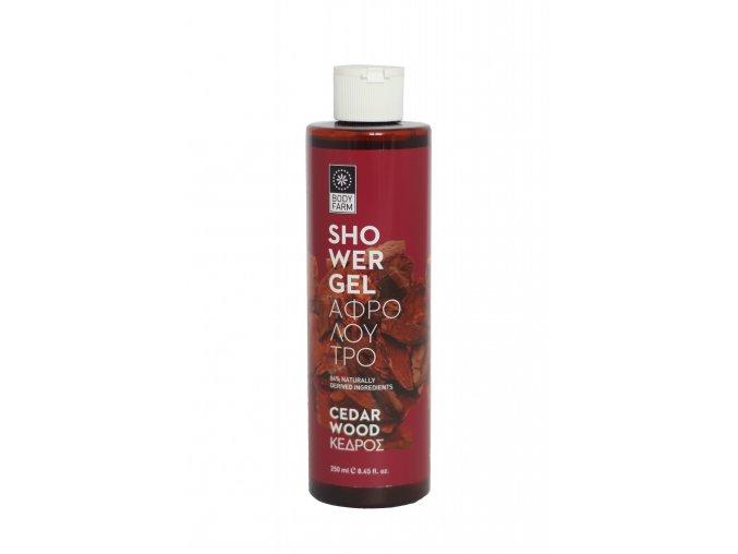 Sprchový gel CEDROVÉ DŘEVO 250 ml