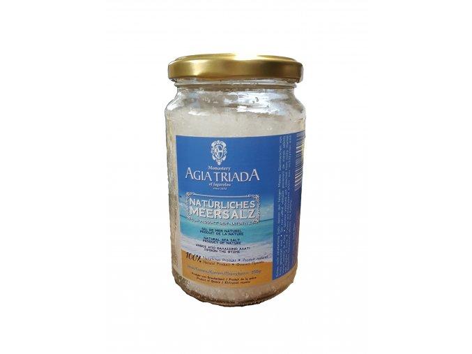 Mořská vlhká sůl Agia Triada 250 g