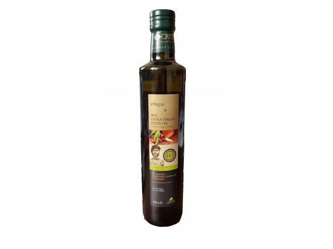 BIO CRITIDA acidita 0,3 500 ml kulatá láhev