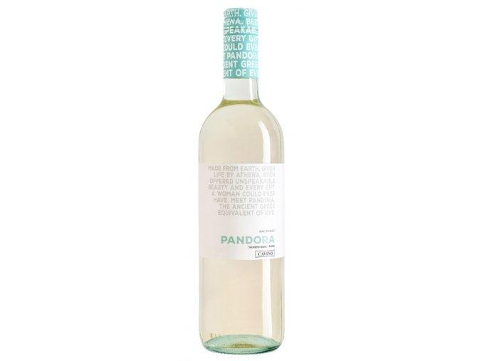 pandora white 2020