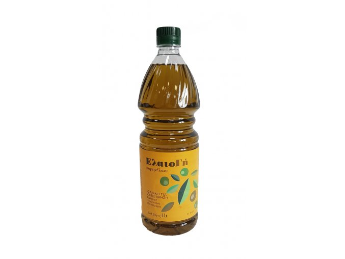 Olivový olej z pokrutin ELAIOGI 1 l PET