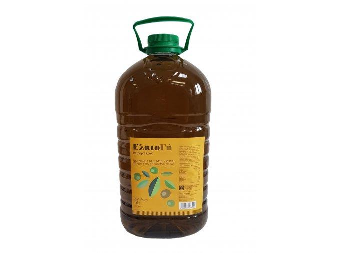 Olivový olej z pokrutin ELAIOGI 5 l PET