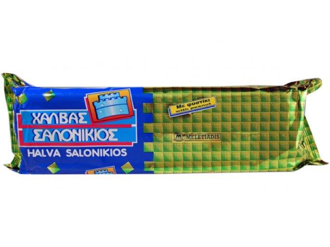 01 04 13 Chalva s arašídy 2,5 kg balíček gastro balení