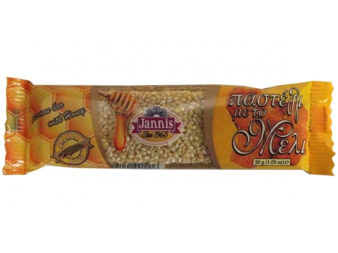 09 01 03 Sezamová tyčinka s medem 30 g