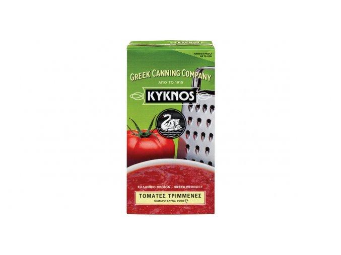 14 02 01 100% drcená rajčata 500 g