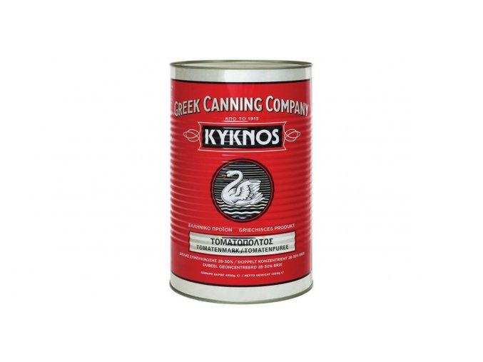14 03 04 Rajčatový protlak dvakrát koncentrovaný 4,5 kg (28 až 30 ° Brix)