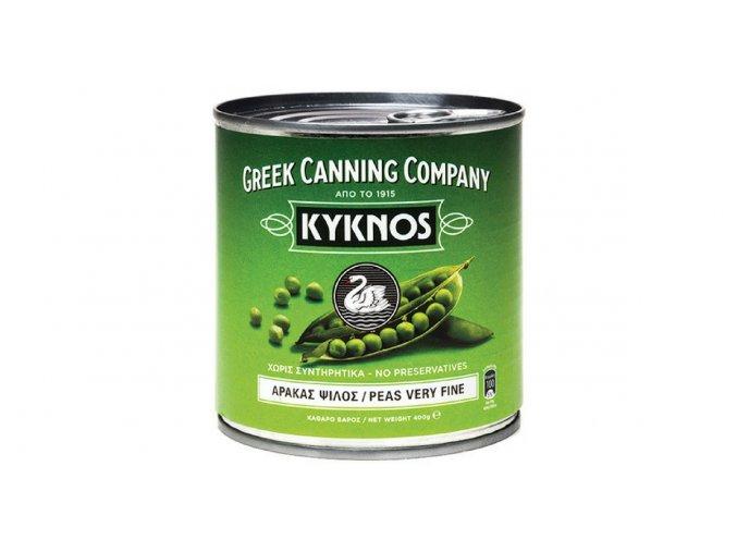 14 91 01 Zelený hrášek VERY FINE 400 g plech