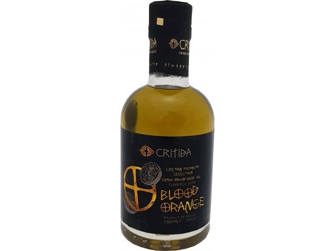 47 13 03 CRITIDA extra panenský olivový olej s pomerančem