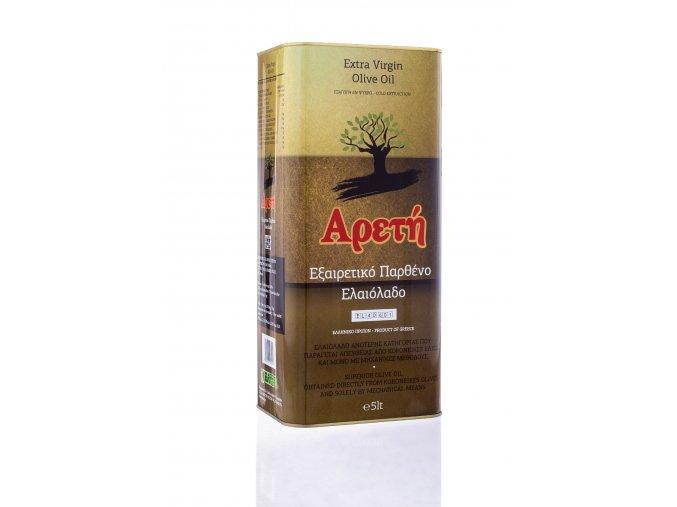 49 03 04 Extra panenský olivový olej Areti 5 l plech