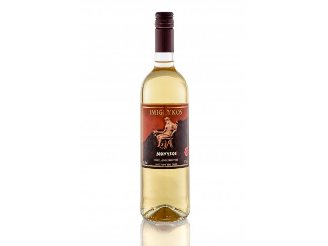Imiglykos bílé polosladké víno 6x750ml KARTON