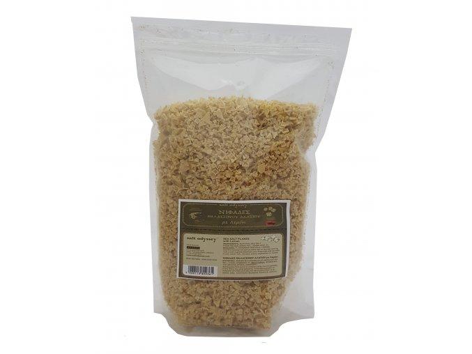Mořská sůl vlo%uFFFD%uFFFDky krabička citron 1 Kg