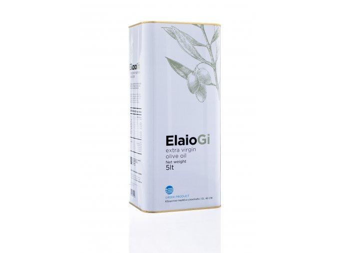 Extra panenský olivový olej ElaioGi 5 l - plech výprodej