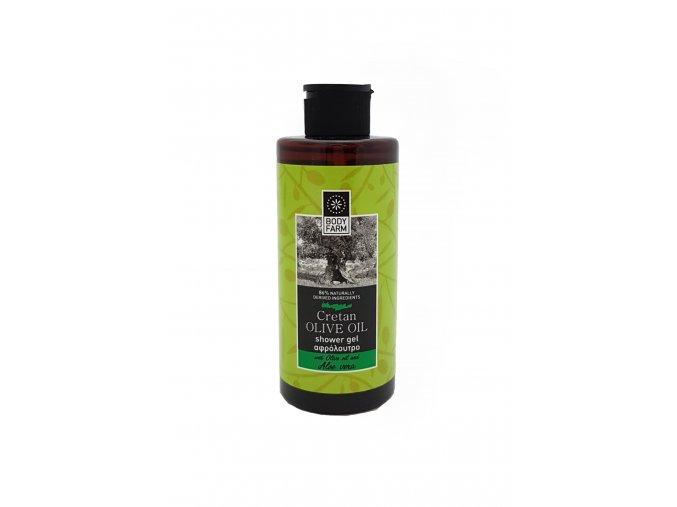 sprchový gel olivová řada