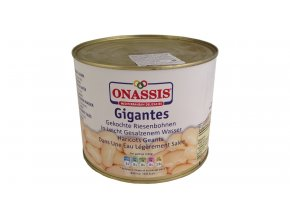 05 03 02 Velké bílé fazole ve slaném nálevu 2 kg