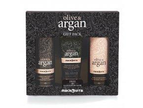 Dárková kazeta ARGAN - péče o vlasy