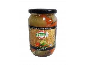 Nakládaná zelenina 690 g pickles