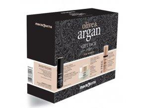 eng pl MACROVITA OLIVE ARGAN GIFT SET Night Cream all skin types 50ml Lifting Serum for face neck and decollete 30ml FREE Eye Cream 30ml 17777 3