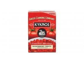 14 04 01 Krájená rajčata v rajčatové šťávě 370 g tetrapack