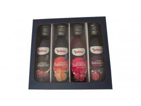 52 06 01 Degustace balsamikových krémů 4x250 ml