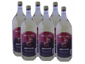 Imiglykos bílé polosladké víno 6x2 l KARTON