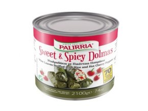 sweet spicy dolmas listen