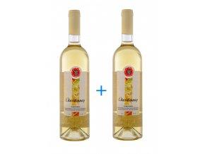 chardonnay 1+1