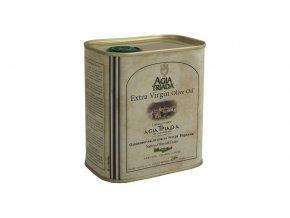 Extra panenský olivový olej 500 ml Agia Triada PLECH