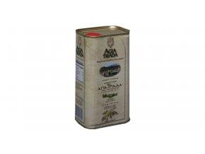 Extra panenský olivový olej 1 litr Agia Triada PLECH