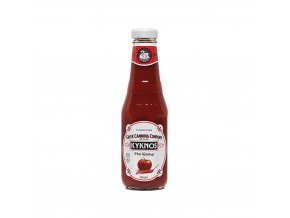 hot ketchup bottle 331