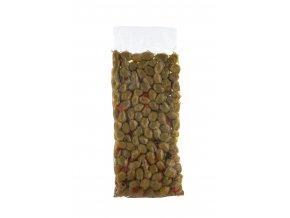 1 kg olivy bez pecky paprikou