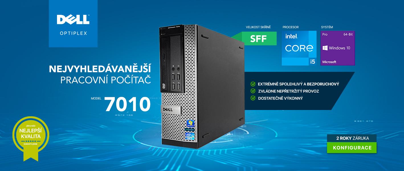 Dell Optiplex 7010 SFF Recomp.cz