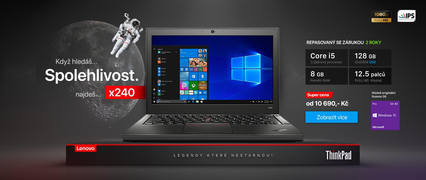 Lenovo ThinkPad x240   RECOMP.cz