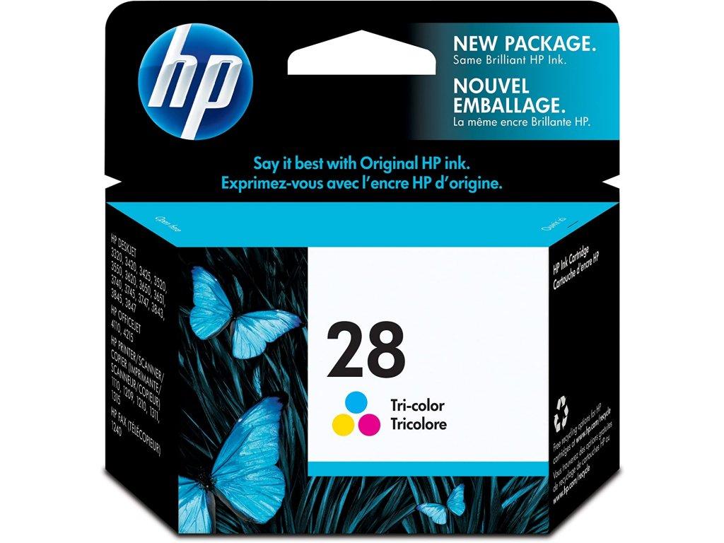 HP 28 color c8728A recomp 2124