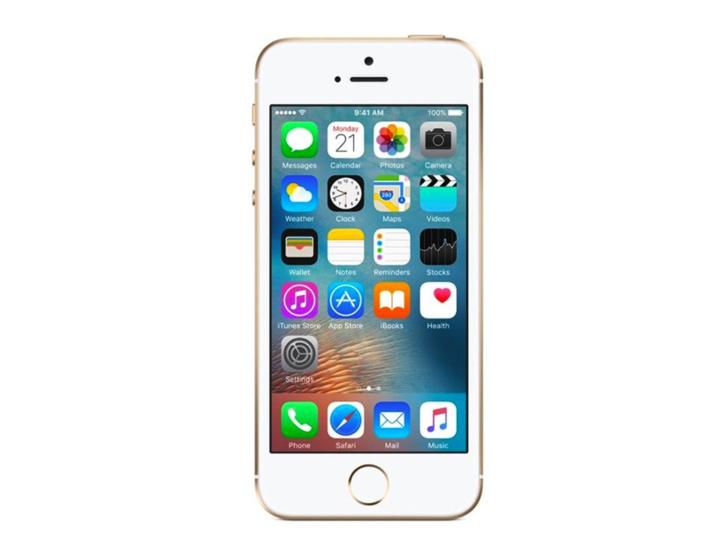 Apple iPhone SE Gold Recomp 001
