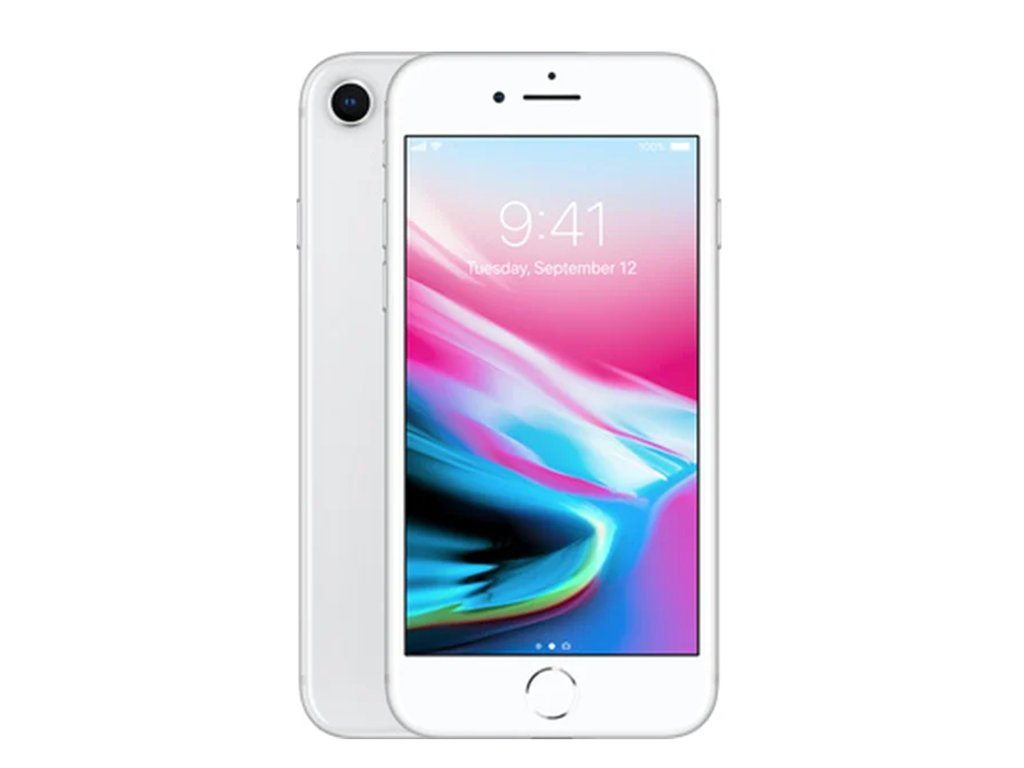 Apple iPhone 8 Silver Recomp 01