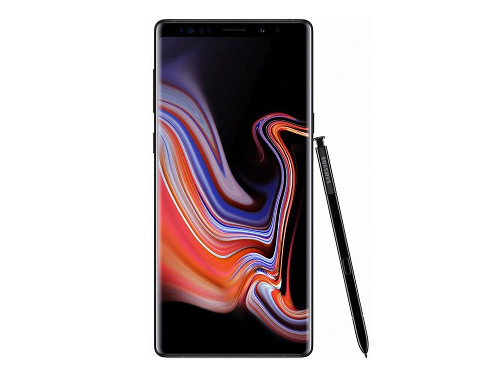 Samsung Galaxy Note9 Midnight'Black Recomp 02