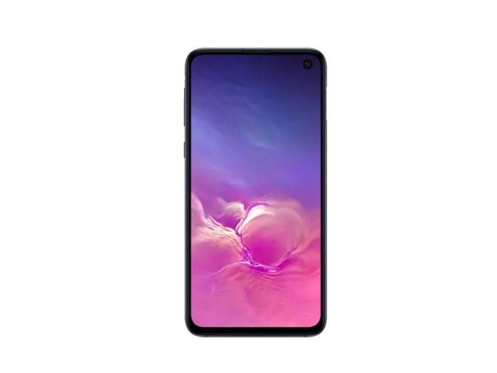 Samsung Galaxy S10e Black Recomp 01