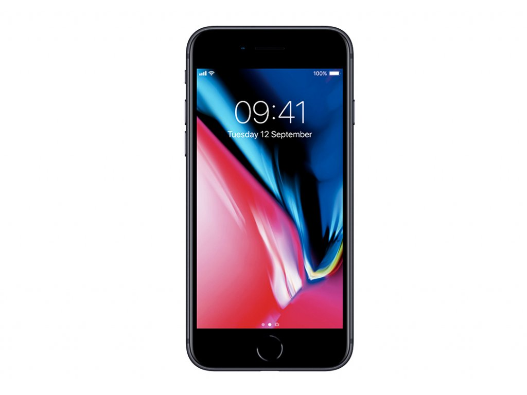 Apple iPhone 8 Space Gray Recomp 00
